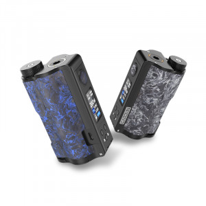 Dovpo Topside Dual Carbon 200W YIHI Chip Squonk Mod