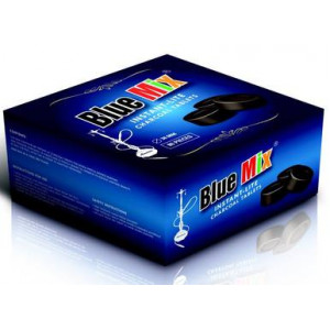 AMAREN BLUE MIX SPARKLE CHARCOAL