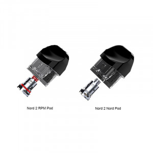 SMOK Nord 2 RPM Replacement Pod